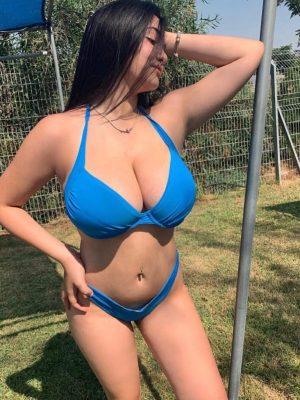 אליסה בת 20-בחורה סקסית בקריות - דירות דיסקרטיות בחיפה